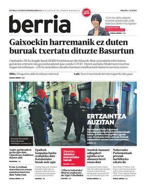 BERRIA / 2021-01-22