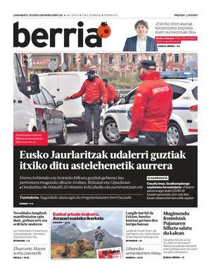 BERRIA / 2021-01-23