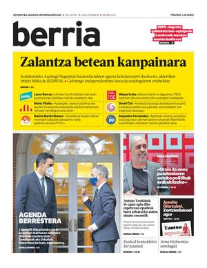 BERRIA / 2021-01-26
