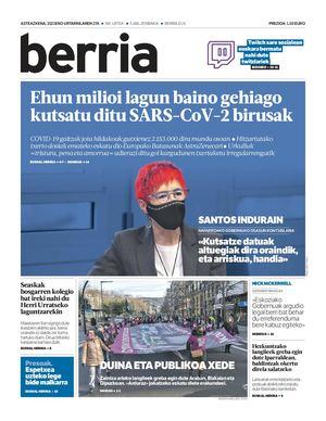 BERRIA / 2021-01-27