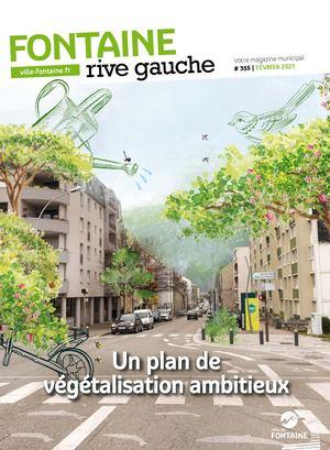 Fontaine Rive Gauche 355 Février 2021
