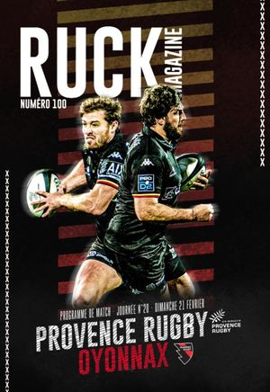 Ruck #100 | Provence Rugby / Oyonnax