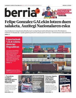 BERRIA / 2021-02-20