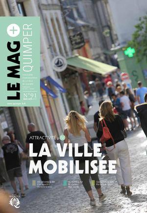 Le Mag+ Quimper n°91 - Mars/Avril 21