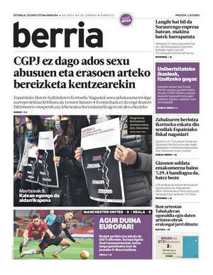 BERRIA / 2021-02-26