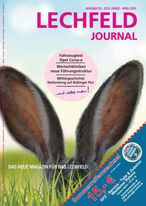 Lechfeld-Journal April-Mai 2021