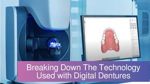 Breaking Down The Technology Used with Digital Dentures