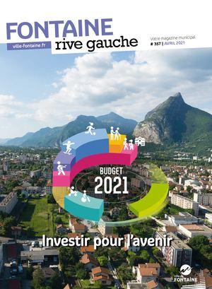 Fontaine Rive Gauche 357 Avril 2021