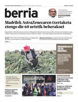 BERRIA / 2021-04-08