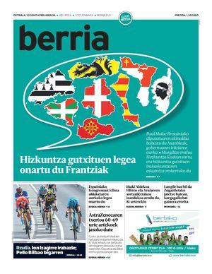 BERRIA / 2021-04-09