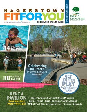 Hagerstown Fit For You Programs & Event Spring/Summer Guide 2021