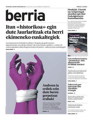 BERRIA / 2021-04-15