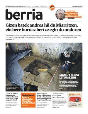 BERRIA / 2021-04-16