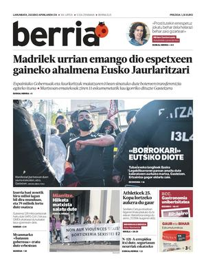 BERRIA / 2021-04-17