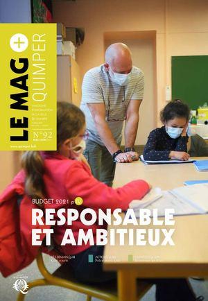 Le Mag+ Quimper n°92 - Mai/Juin 21