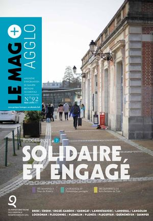 Le Mag+ Agglo n°92 Mai/Juin 21