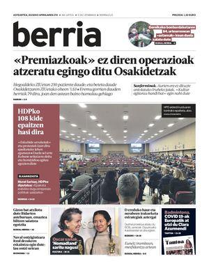 BERRIA / 2021-04-27