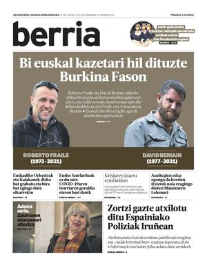 BERRIA / 2021-04-28