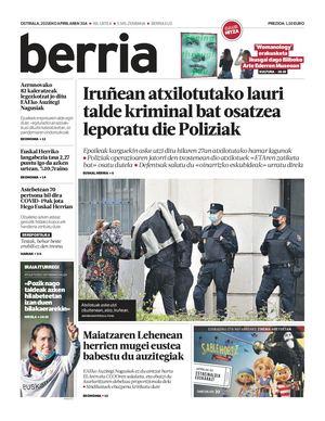 BERRIA / 2021-04-30
