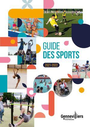 Guide des sports 2021/2022