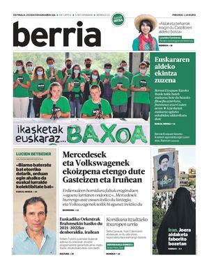 BERRIA / 2021-06-18
