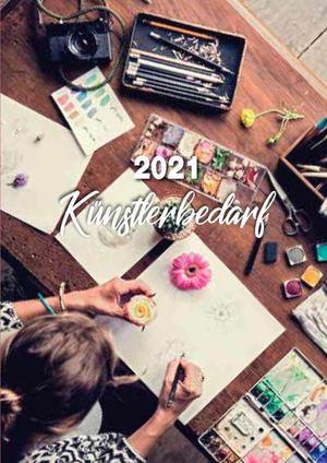 Künstlerbedarf 2021
