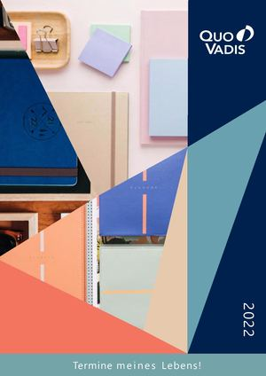 Exaclair Katalog 2021 - 2022 – Quo Vadis
