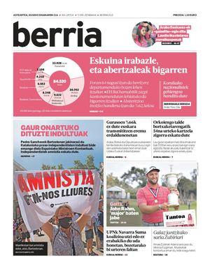 BERRIA / 2021-06-22