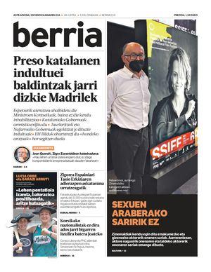 BERRIA / 2021-06-23