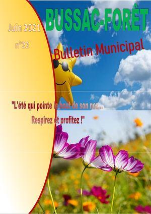 Bulletin municipal juin