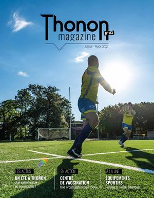 Thonon magazine n°113