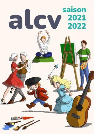 Dépliant ALCV 2021-2022