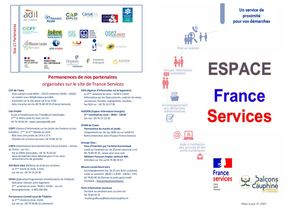 Flyer France Services