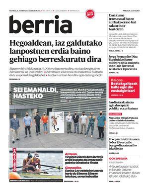 BERRIA / 2021-07-30