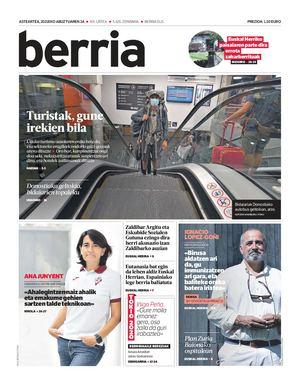 BERRIA / 2021-08-03