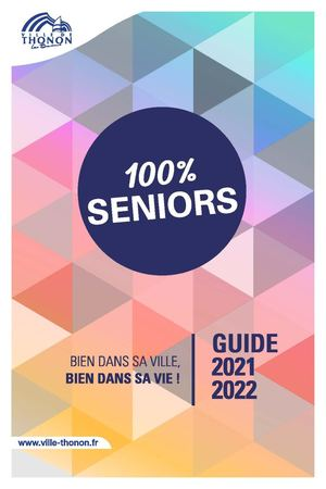 Guide 100% seniors 2021/2022