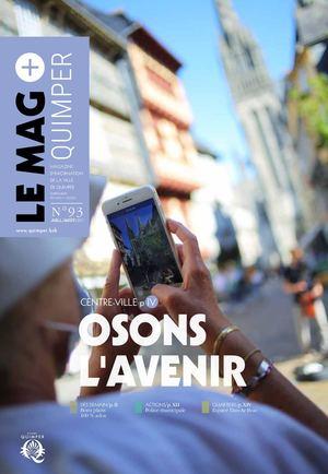 Le Mag+ Quimper n°93 - Juillet/Août 21