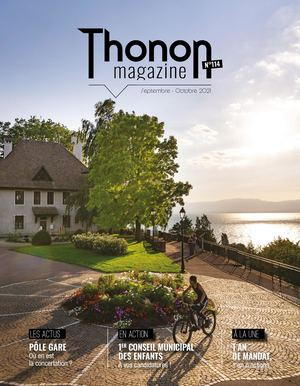 Thonon magazine n°114