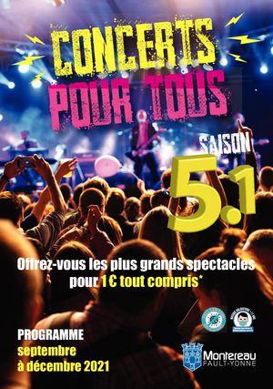 Concert Pour Tous 2021