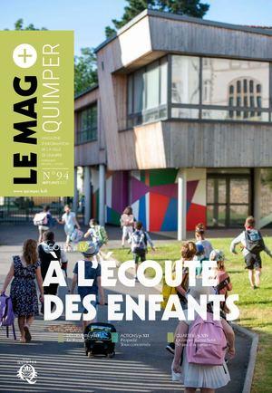 Le Mag+ Quimper n°94 - Septembre/Octobre 21