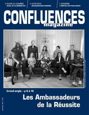 Magazine confluence N°38