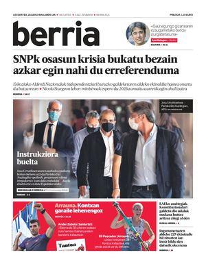 BERRIA / 2021-09-14