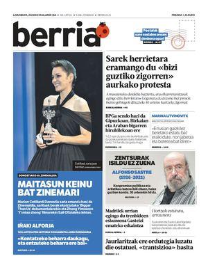 BERRIA / 2021-09-18