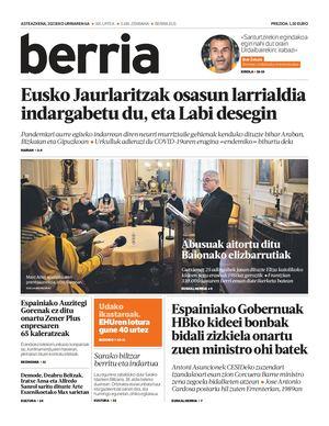 BERRIA / 2021-10-06