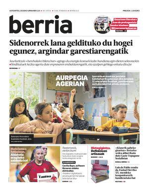 BERRIA / 2021-10-12