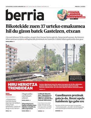 BERRIA / 2021-10-13