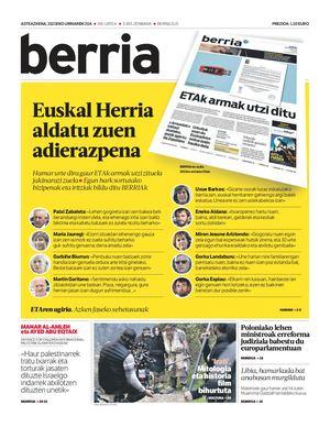 BERRIA / 2021-10-20