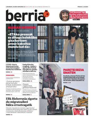 BERRIA / 2021-10-23